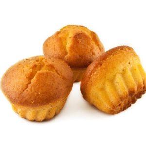 Muffin noisette