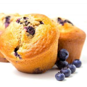 Muffin sans gluten