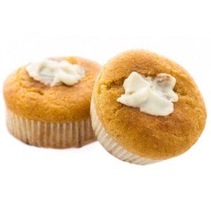 muffin chocolat blanc