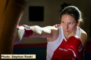 Melanie-Fraunschiel-boxeuse-vegane-autrichienne